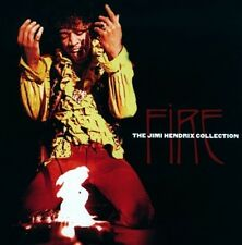 FIRE: THE JIMI HENDRIX COLLECTION NEW CD