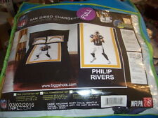 NFL San Diego Chargers Philip Rivers 4 Pc Full Size Comforter Set by Biggshots