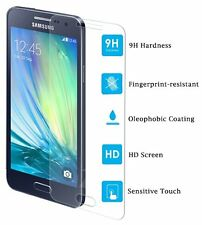 Ultra Transparente a prueba de explosión Anti prueba trizar Temper Vidrio 9h Samsung Galaxy A3
