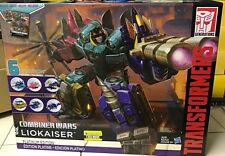 Transformers Combiner Wars Liokaiser Ready to ship Fast Expedited Shipping