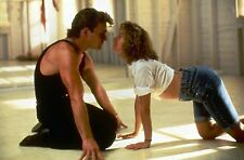 PATRICK SWAYZE AND JENNIFER GREY DIRTY DANCING 8X10 GLOSSY PHOTO PICTURE