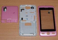Genuine Original LG KP501 Cookie Digitizer Housing Fascia Cover Pink
