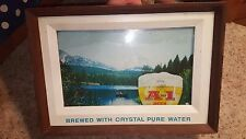 A1 Beer Sign - Vintage Very Rare!
