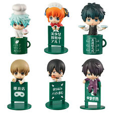 MEGAHOUSE - Gintama Ochatomo Series Yorozuya Cafe Figure (Single Blind Box)