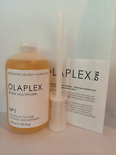 OLAPLEX SALON STEP NO 1 BOND MULTIPLIER - 17.75oz  SEALED W/ DOSING DISPENSER