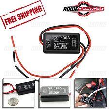 LED Brake Stop Light Flasher Strobe Controller 12v-24v *ATV MOTORCYCLE CAR TRUCK