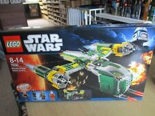 LEGO 7930 Star Wars Bounty Hunter Assault Gunship + BA + OVP