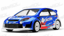 1/12 Tacon Ranger RC Electric Rally Car Ready to Run w/ Brushed Motor BLUE New
