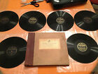 """COLUMBIA HISTORY OF MUSIC by Ear And Eye Vol 2 (Percy Scholes) 6x10"""" 78rpm 1931"""