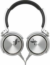 Refurbished Sony MDR-X10 Headband Headphones - Black/Silver