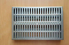 Dental Sterilization Cassette Rack Tray for 20 instruments CE | By Surgimax®