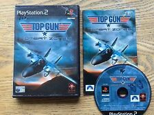 Top Gun Combat Zones Ps2 Game! Complete! Look In The Shop!