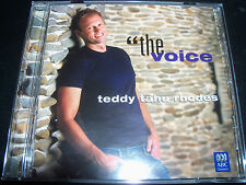 Teddy Tahu Rhodes The Voice – Classical Vocal CD – Like New