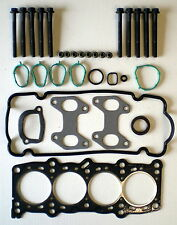 HEAD GASKET SET AND BOLTS FITS FIAT PUNTO Mk 2 SEICENTO PANDA 1.1 1.2 8V