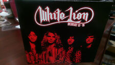 WHITE LION - Anthology 83-89 CD We Rock All Night When the Children Cry
