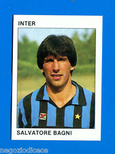 CALCIO FLASH '84 Lampo - Figurina-Sticker n. 103 - BAGNI - INTER -New
