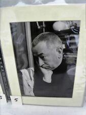 BERTHOMME ST-ANDRE Louis (1905-1977) 2 Photos: autoportrait et modèle blond (5)