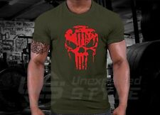 T-shirt GYM Crossfit MMA Fighting BODYBUILDING MOTIVATION Training Workout m.Pun