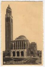AK Antwerpen, Anvers, Kerk van Kristus-Koning, ca. 1935