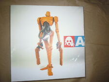 Ashley Wood 3A Entreat Book a visual catalog of the first 2 years of ThreeA