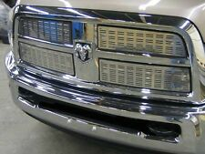 Bug Screen 2013 2014 2015 2016 Dodge Ram 2500 3500 Stainless Steel Grille Insert