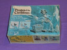MPC Disney Pirates of the Caribbean model HOIST HIGH THE JOLLY ROGER empty box