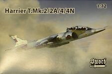 Sword 1/72 Model Kit 72098 BAe Harrier T Mk.2/Mk.2A/Mk.4/Mk.4N
