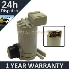 FOR NISSAN X-TRAIL XTRAIL 2001-2003 FRONT ONE OUTLET WINDOW WASHER FLUID PUMP