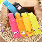 1pc Cute Animal Pattern Travel Suitcase Bags Luggage Tags Labels ID Name Address