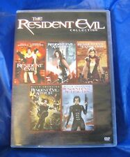 Resident Evil 5-Movie Collection (DVDs) ***All 5 Movies***