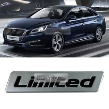 OEM Rear Limited Lettering Logo Badge Emblem for HYUNDAI 2015-2017 LF Sonata i45