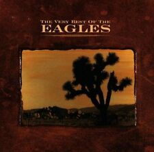 THE EAGLES : VERY BEST OF (Remastered) 17 tracks(CD) Sealed