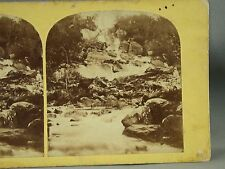 1900 Stereoview Card View at Killarney JM Newland Liverpool Stereoscopic Depot