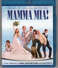 Blu-ray DISC MARY STREEP COLIN FIRTH MAMMA MIA!