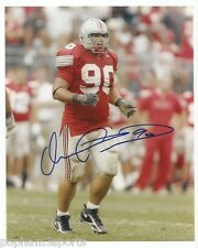 QUINN PITCOCK Signed/Autographed OHIO STATE Photo w/COA