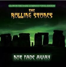 "ROLLING STONES ""Not Fade Away"" LP ON GLOW IN THE DARK VINYL - New And Sealed"