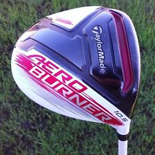TaylorMade AeroBurner Aero Burner Driver 10.5 Degree Regular Flex Matrix Shaft!