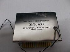 Philbrick Universal stabilized amplifier, SP65AH, 670358