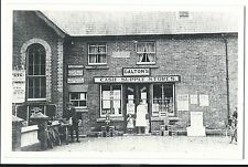 Galtons Cash Supply Stores Shopfront PPC Unposted Reprint, Ferndown, Bournemouth