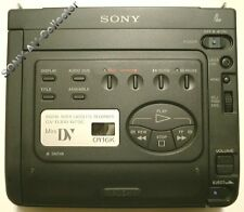 Sony GV-D300 MiniDV Mini DV Smallest Portable Player Recorder VCR Deck EX GVD300