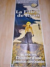 LA FILLE DE RYAN !  david lean affiche cinema model rare   ¨¨