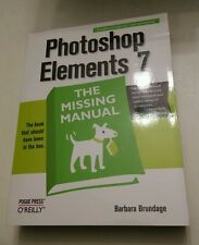 001 Photoshop Elements 7 by Barbara Brundage (2008, Paperback)