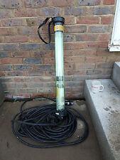 SA Equip Centaur Slam Hornet CFL 24 volt Electric 36W dual worklight £55+vat