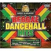 Latest & Greatest Reggae Dancehall Hits (2016) 3 x CD