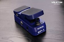 Valeton Surge EP-1 Mini Wah Active Volume Guitar Effect Pedal