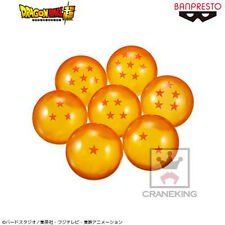 Dragonball Z Rubber Dragonballs Boxed set of 7 Anime Manga NEW