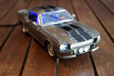 1967 FORD MUSTANG GT 500 SHELBY ELEANOR IN 1:24 WEIß NICHT 1:18