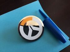 Pinny Arcade PAX East 2015 OVERWATCH Emblem Pin - not Blizzcon