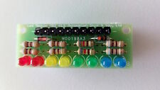 Rapid Prototyping LED breadboard (Arduino, Atmel, PIC) plug-in module STRIPED UK