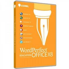 **NEW** Corel WordPerfect Office X8 Pro Academic for Windows
